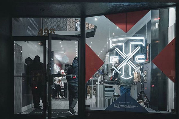 TFC Pop Up Shop
